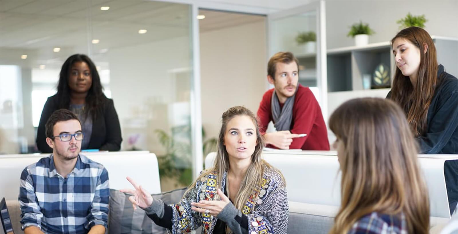 Ressources humaines - Performance-RH Improve your skills - Formations digitales mentorées e-learning intervient sur les thématiques Rh émergentes et sur le développement des compétences des collaborateurs. Nous sommes un acteur de la Qualité de Vie au Travail et de la prévention des RPS au sein des entreprises via notre plateforme d'accompagnement, de prévention et de formation «IMPROVE YOUR SKILLS» Depuis plus de 11 ans, Donner du sens à chacun dans son travail/dans sa vie privée L'accompagner dans son évolution L'aider dans sa pratique Le faire évoluer et épauler son épanouissement … Sont des axes pratiques que nous mettons en application grâce à notre expertise, la confiance de nos clients et le partage commun de nos réussites. management par projet anticiper les risques Harcèlement