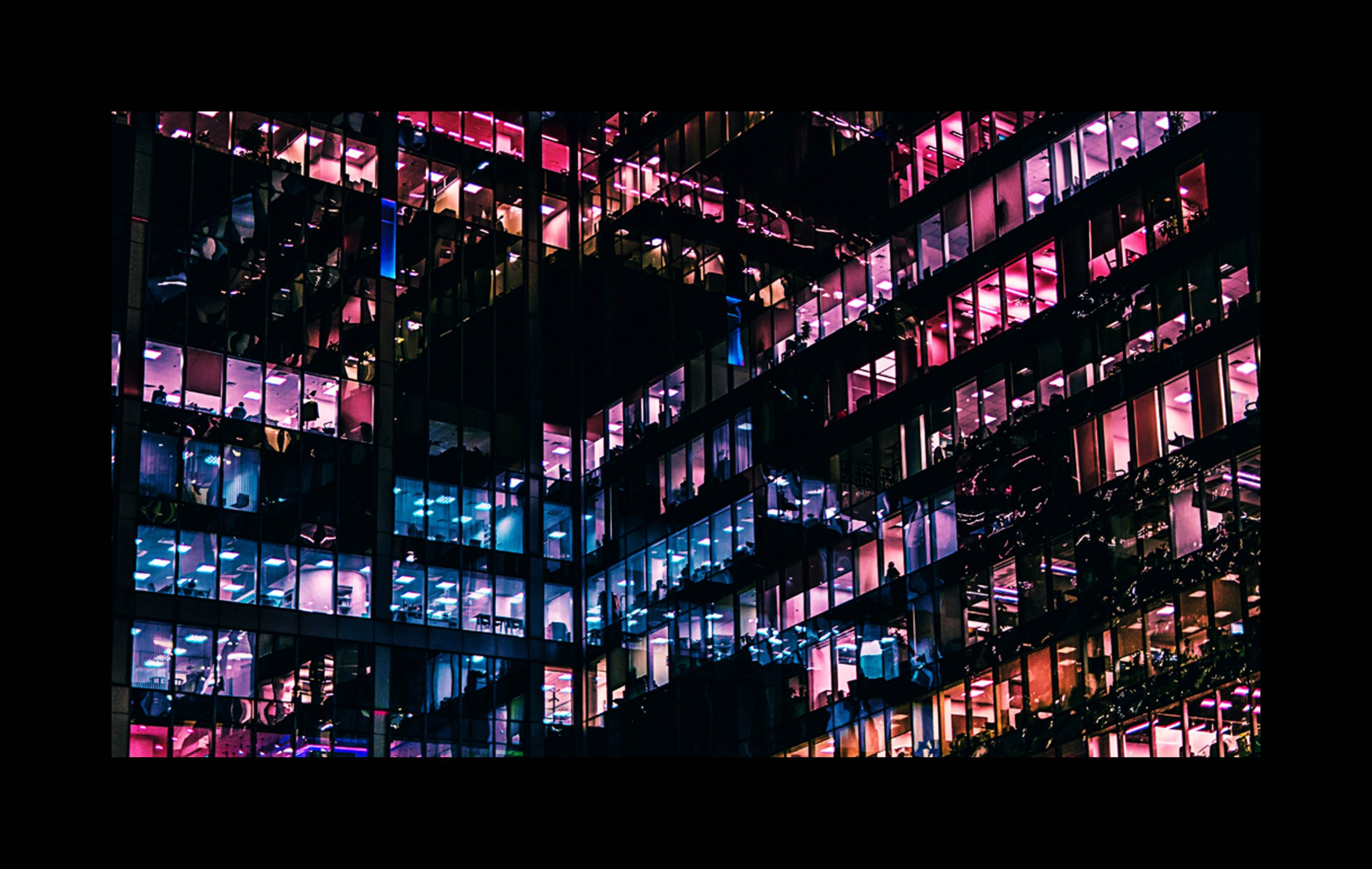 Bureaux symbolisant le mal être au travail les risques psychosociaux et le bien être au travail à régler