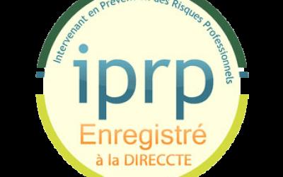 Certifié IPRP*